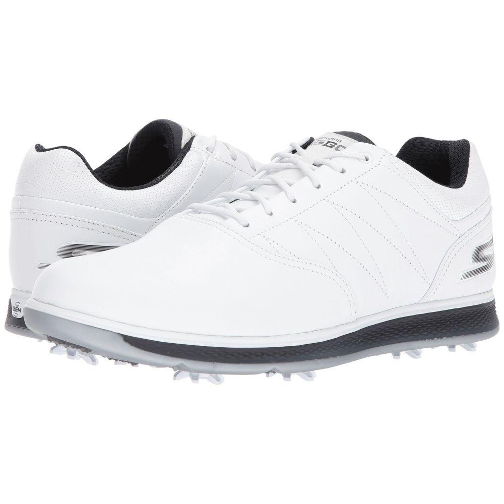 スケッチャーズ メンズ シューズ・靴 スニーカー【GO GOLF - Pro V.3】White/Navy