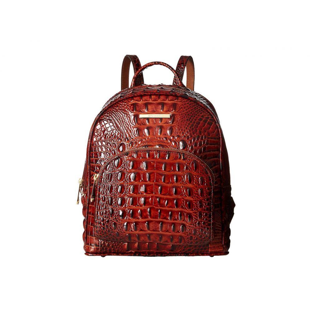 4629d54b3b ブラーミン Brahmin レディース バッグ バックパック·リュック Melbourne Mini Dartmouth Backpack Pecan  ブラーミン レディース バッグ バックパック·リュック ...