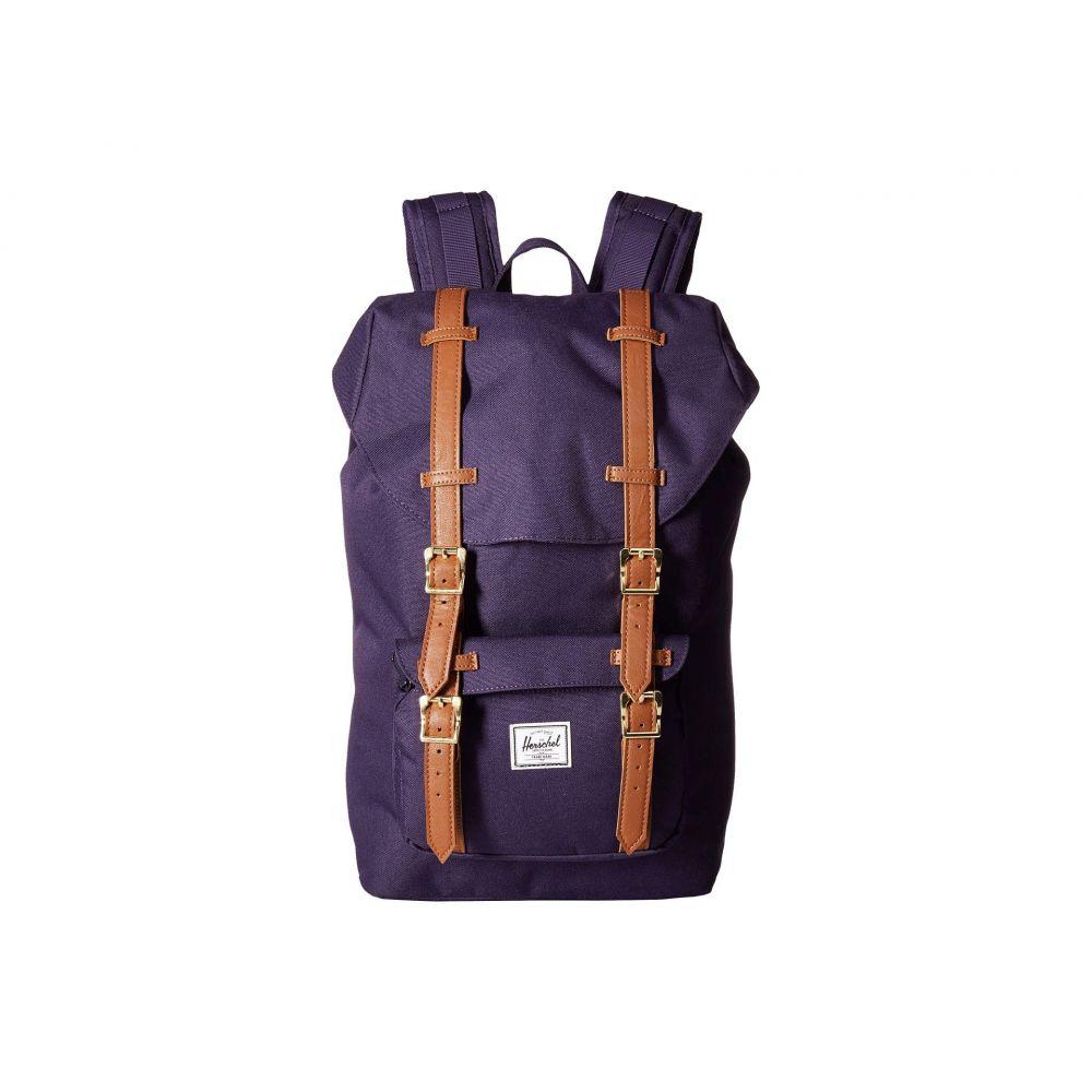 ハーシェル サプライ Herschel Supply Co. レディース バッグ バックパック・リュック【Little America Mid-Volume】Purple V...