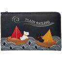 ショッピング布 ラドリー ロンドン Radley London レディース 財布 二つ折り【Radley Sailing - Medium Bifold Purse】Ink