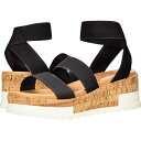 スティーブ マデン Steve Madden レディース サンダル・ミュール ウェッジソール シューズ・靴【Bandi Wedge Sandal】Black
