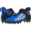ナイキ Nike メンズ アメリカンフットボール シューズ・靴【Alpha Menace Varsity 2】Game Royal/White