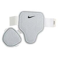 ナイキ メンズ 野球【Nike Pro Vapor Leg Guard】White/Wolf Grey/Blackの画像