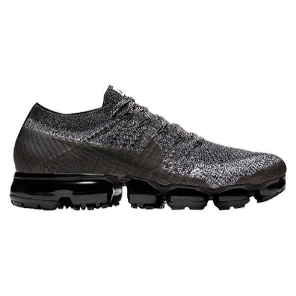 ナイキ メンズ ランニング・ウォーキング シューズ・靴【Nike Air VaporMax Flyknit】Black/Black/White/Racer Blue