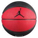 ナイキ ジョーダン ユニセックス バスケットボール ボール【Mini Basketball】Gym Red/Black/Black