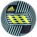 樂天商城 - アディダス ユニセックス サッカー ボール【Nemeziz Soccer Ball】Legend Ink/Energy Aqua