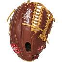 ローリングス ユニセックス 野球 グローブ【Gamer EBG6019DBC Fielder's Glove】Brown/Camel