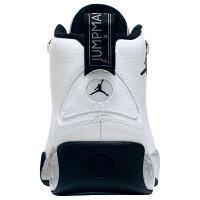 ナイキ ジョーダン メンズ バスケットボール シューズ・靴【Jumpman Pro】White/Black/Wolf Grey/Metallic Silverの画像