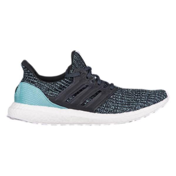 アディダス メンズ ランニング・ウォーキング シューズ・靴【Ultra Boost Parley】Carbon/Blue Spirit