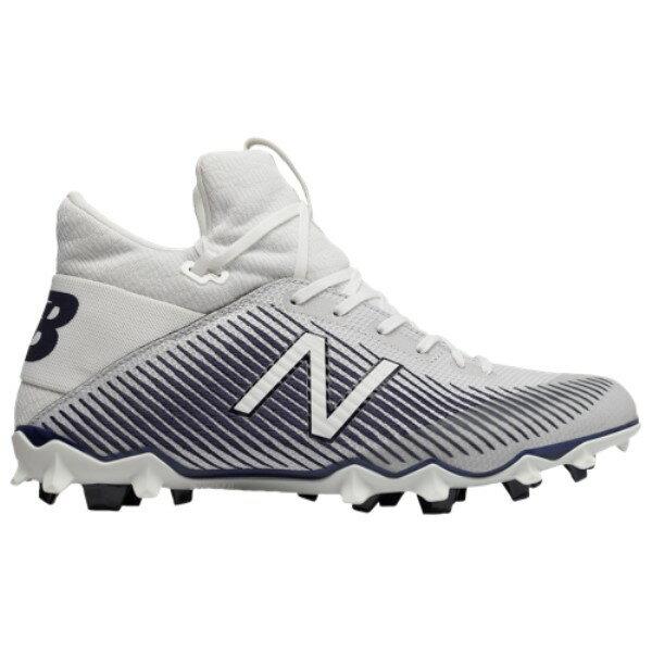 ニューバランス New Balance メンズ ラクロス シューズ・靴【Freeze 2.0】White/Blue