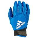 アディダス adidas メンズ アメリカンフットボール グローブ【Freak 4.0 Padded Receiver Glove】Royal
