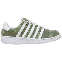 ケースイス K-Swiss メンズ テニス シューズ・靴【classic vn】Camo/Whiteの画像