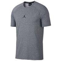 ナイキ ジョーダン Jordan メンズ バスケットボール トップス【23 alpha dry short sleeve top】Carbon Heather/Blackの画像