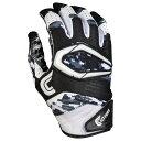 カッターズ Cutters メンズ アメリカンフットボール レシーバーグローブ グローブ【rev pro 2.0 camo receiver gloves】Black Camo Exclusive
