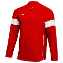 ショッピングCOACH ナイキ Nike メンズ ジャケット コーチジャケット アウター【Team Authentic Lightweight Coaches Jacket】University Red/White/White