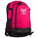 ナイキ Nike ユニセックス 野球 バットケース バックパック【Vapor Clutch Bat Backpack】Pink/Black/White