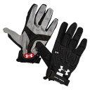 アンダーアーマー レディース ラクロス グローブ 手袋【Under Armour Illusion 2 Field Glove】Black