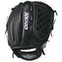 ルイスビルスラッガー レディース 野球 グローブ【Louisville Slugger Xeno Weave Web Fastpitch Glove】Black