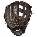 ルイスビルスラッガー レディース 野球 グローブ【Louisville Slugger LXT Dual Post Web Fastpitch Glove】Dark Brown