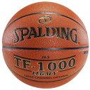 スポルディング レディース バスケットボール ボール【Spalding Team TF-1000 Legacy Basketball】