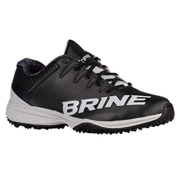 ブライン レディース ラクロス シューズ・靴【Brine Empress 2.0 Turf】Black