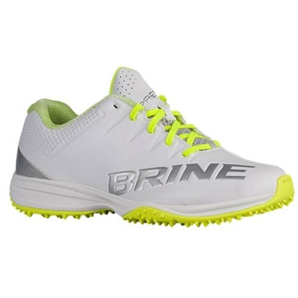 ブライン レディース ラクロス シューズ・靴【Brine Empress 2.0 Turf】White
