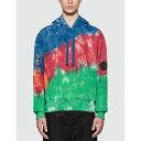 ショッピングキット ロキット Rokit メンズ パーカー トップス【The Cosmo Tie Dye Hoodie】Multicolor