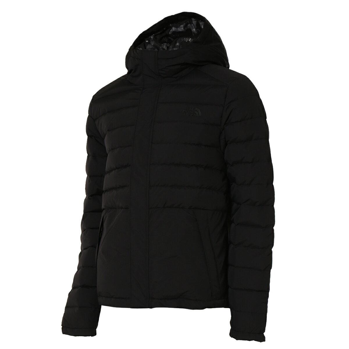 【即納】ザ ノースフェイス The North face メンズ アウター ダウン・中綿ジャケット【Down Jacket】BLACK
