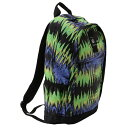 【即納】ネフ NEFF メンズ バッグ バックパック・リュック【Daily XL Prints Backpack】Ripple Dye Purple