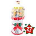 【クリスマス菓子】 チビデカブーツ 約27cm [18J29...