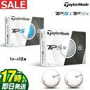 日本正規品 Taylormade テーラーメイド ツアーボール TP5/TP5x ゴルフボール 1ダース 【ゴルフグッズ用品】