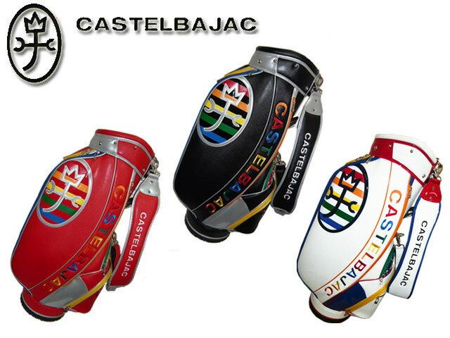 【カステルバジャック】【CASTELBAJAC】記念日 【ギフト】メンズ レディース【プレゼント】  代引き手数料無料 スポーツ ゴルフ キャディバッグ 23603-307 ポイント15倍 10P29Jul16 ooji26 0601カード分割