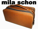 Mila Schon free shipping collect on delivery fee free of charge mila schon length, wide for two uses holdings camel double fastener second bag business cowhide W fastener second bag business cowhide 299202 [MADE IN JAPAN made in mila schon Japan]