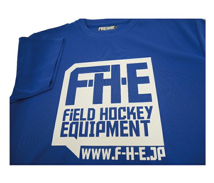 F-H-E Tシャツ 青【フィールドホッケー】【...の商品画像