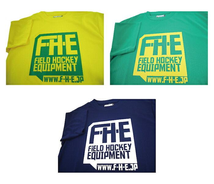 F-H-E Tシャツ 青【フィールドホッケー】...の紹介画像3