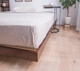 すのこベッドシングル敷布団頑丈シンプルベッド天然木フレーム高さ3段階すのこベッド高さ調節シングルベッド【送料無料】〔小型〕すのこ/木製ベッド/フロアベッド/ローベッド/すのこベッド
