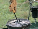 ダッチオーブン・リッドリフター [ダッチオーブン]【ロゴス】【LOGOS】(HN01257/81062202)【QBG41】