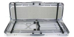 アルミピクニックテーブルセット(FB102636/PT-202B)