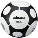 【 ミカサ 】フットサル 3号検定球 約370g ホワイトxブラック ( FLL30-WBK / MKS10252217 )【 ミカサ フットサルボール 】【QBH12】