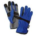 ショッピングエバニュー トレッキンググローブDX ブルー/Sサイズ ( EBY042-700-S / EV10277899 )【 エバニュー 】【QCA04】