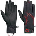 Merit Pulse Glove black-fire/6 ( 1090-02470-0055-6 / MAT10286125 )【 マムート 】【QBH12】