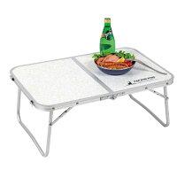 ラフォーレ アルミ薄型FDテーブル 60×40cm ( UC-0514 / CAG10300025 )【 UC-514 】【 キャプテンスタッグ 】【QBJ38】の画像