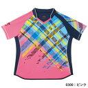 レディス ピクセルシャツ ピンク XO ( 32408-ピンク-XO / TSP10321438 )【 TSP 】【QBH33】