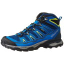 【送料無料】 L39039100 X ULTRA MID 2 GTX(R) Blue D (SAM10358609) 【 サロモン 】