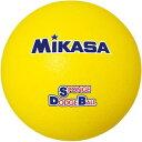 スポンジドッジボール 135g(黄) (JS119557/STD-18 Y)【QBI07】