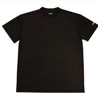 バスケ スポルディング ロゴTシャツ-2 ブラック/Sサイズ (SP213465/SMT130700-BK-S)QBI07【QBI35】の画像