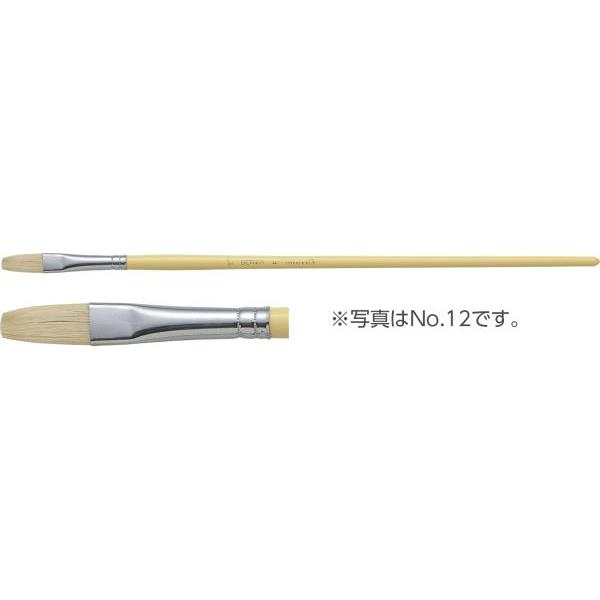 A・B 油筆 B-2(フラット) (AC232505/'144000)【QBI25】