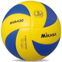 バレーボール 練習球4号 [ミカサ] [分類:バレーボール](JS32741/MVA430)【QBI35】の画像
