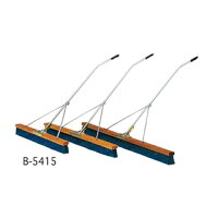 グランド整備用品 コートブラシ コートブラシナイロンSW120B-5415 特殊送料:ランク【39】【TOL】【QBJ38】の画像