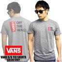 VANS/バンズ 半袖Tシャツ OFF THE WALL L...